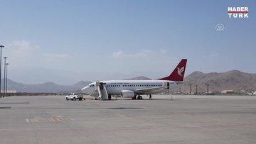Taliban kontrolünde ilk iç hat uçuş seferi gerçekleştirildi