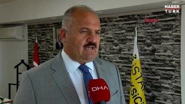 Taksiciler Esnaf Odası Başkanı Aksu'dan çözüm için zam başvurusu
