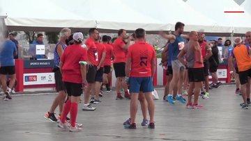 9 Eylül Uluslararası İzmir Yarı Maratonu başladı