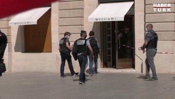 Paris'te ünlü kuyumcu soyuldu: 10 milyon euroluk mücevher çalındı!