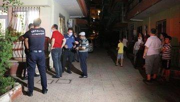 """Antalya'da """"Ayağım ağrıyor"""" deyip hastaneye giden şahıs, bir gün sonra evinde ölü bulundu"""