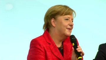 """Merkel, """"Feminist misiniz?"""" sorusuna böyle yanıt vermişti"""