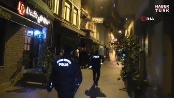 İstanbul polisinden Palalı Sabri'nin kurduğu suç örgütüne operasyon
