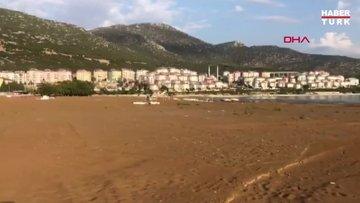 Eğirdir Gölü'nü kirleten derin deşarj borusu kazıyla ortaya çıktı