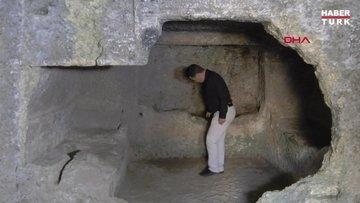 Adıyaman'da Roma dönemine ait 60 aile mezarlığı bulundu