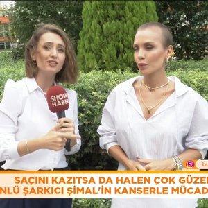 Ünlü şarkıcı Şimal'in kanserle mücadelesi devam ediyor!