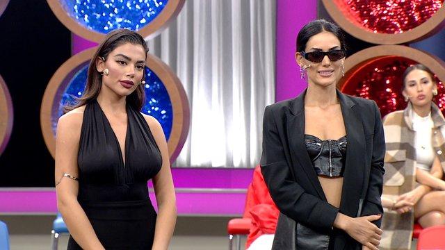 Melika ile Zahra'nın stil düellosu!