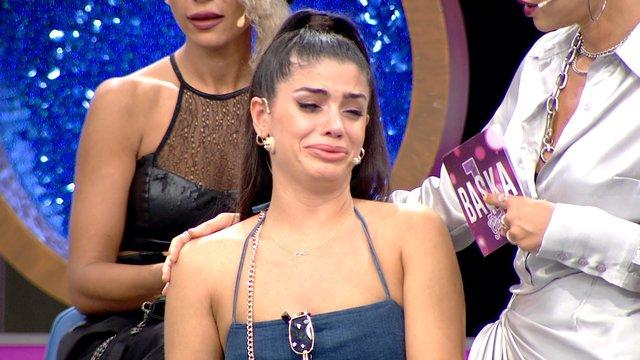 Düelloyu kaybeden Dilşah gözyaşlarını tutamadı...