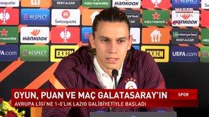 Spor Bülteni - 17 Eylül 2021 (Oyun, puan ve maç Galatasaray'ın)