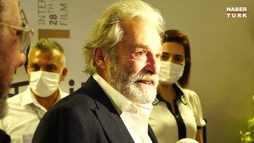 Altın Koza Film Festivali'nin onur ödülleri verildi