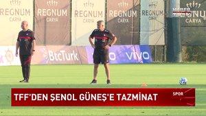 Spor Bülteni - 18 Eylül 2021 (TFF'den Şenol Güneş'e tazminat)