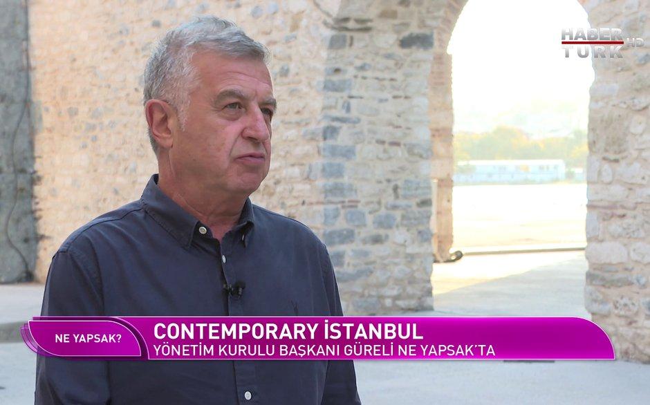 Ne Yapsak - 19 Eylül 2021 (Contemporary İstanbul'un detayları Habertürk'te)