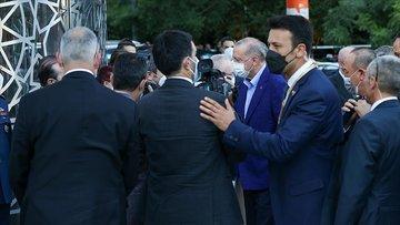 Cumhurbaşkanı Erdoğan, Yeni Türkevi Binası'nı inceledi