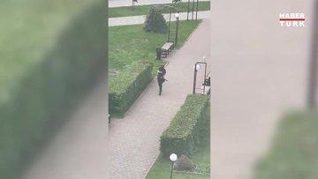 Rusya'da üniversitede silahlı saldırı!