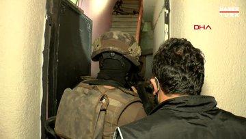 Beyoğlu'nda uyuşturucu operasyonu... Çok sayıda gözaltı var