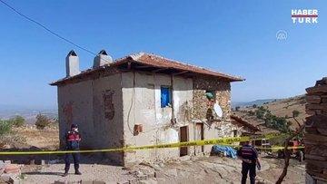 Manisa'da eşinden ayrı yaşayan kadın, yanında kaldığı babasını öldürdü