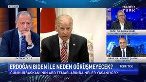 Teke Tek - 20 Eylül 2021 (Erdoğan Biden ile neden görüşmeyecek?)