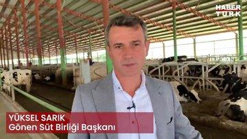 Gönen Süt Birliği Başkanı Yüksek Sarık