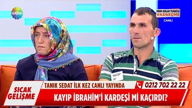 Tanık Sedat'ın kardeşi Bayram'dan neden şüpheleniliyor?