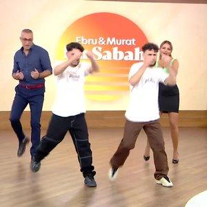 Ebru Akel, Murat Güloğlu ve Kalın Brothers ile renkli dans!