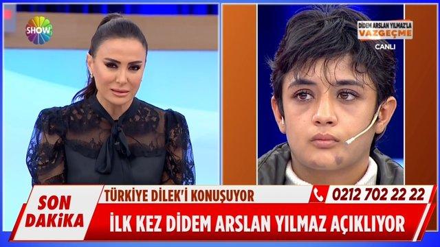 Didem Arslan Yılmaz'dan Dilek Albayrak açıklaması!