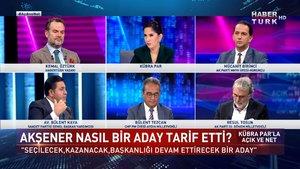 Açık ve Net - 26 Eylül 2021 (Akşener'in adaylık sözleri nasıl değerlendirilmeli?)
