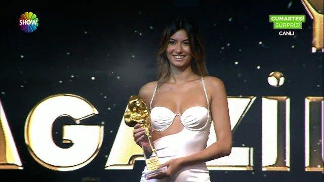 Ciner Medya'ya ödül yağdı!
