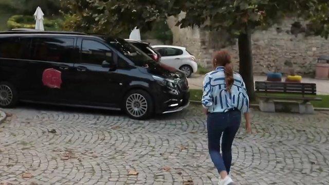 Zara Hanım, Kader Hanım'ı Ali'ye bakmadığı için suçluyor!