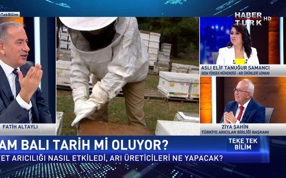 Teke Tek Bilim - 3 Ekim 2021 (Afet arıcılığı nasıl etkiledi, arı üreticileri ne yapacak?)
