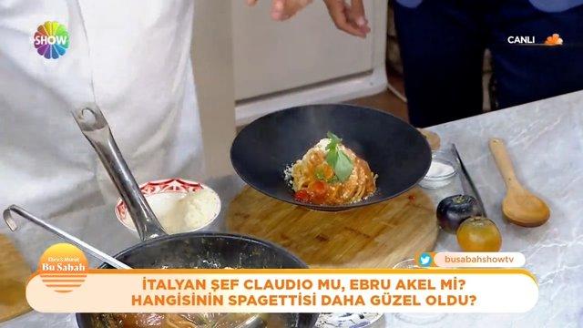 Spaghetti Al Pomodori tarifi!