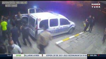 Kamerasız odada polis dayağı iddiası
