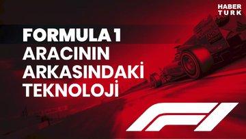 Bir Formula 1 aracının arkasındaki teknoloji