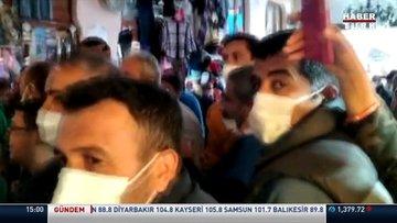 Büyükada'da zabıta ile polisler arasında gerginlik