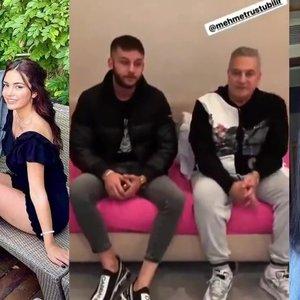 Mehmet Ali Erbil ve Ece Ronay arasında taciz tartışması!