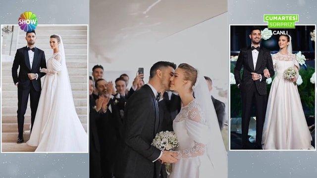 İdo Tatlıses ile Yasemin Şefkatli evlendi!