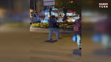 Trafikte tartıştığı sürücüyü bıçaklayıp kaçtı