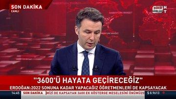 Cumhurbaşkanı Erdoğan'dan iki müjde
