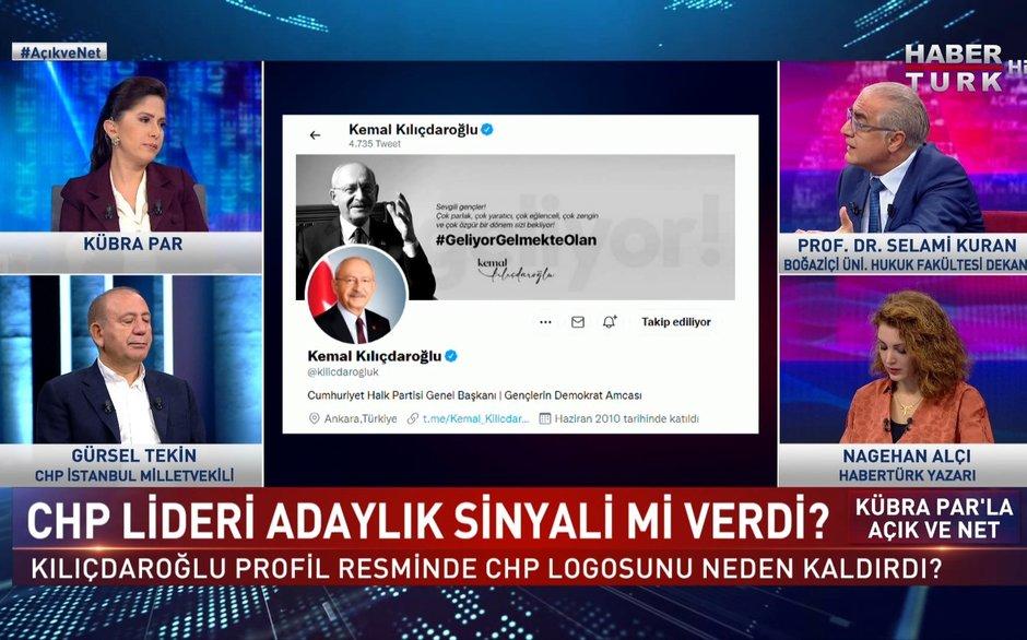 Açık ve Net - 10 Ekim 2021 (Kılıçdaroğlu profil resminde CHP logosunu neden kaldırdı?)