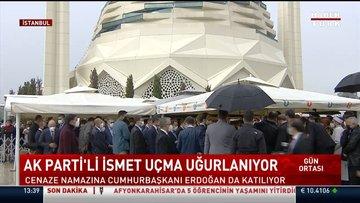 AK Parti'li İsmet Uçma uğurlanıyor
