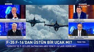 Teke Tek - 12 Ekim 2021 (Türkiye F-35'lere alternatif sağlamak için ne yapmalı?)