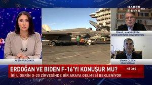 HT 360 - 13 Ekim 2021 (F-35'lere ödenen para F-16'lara sayılır mı?)