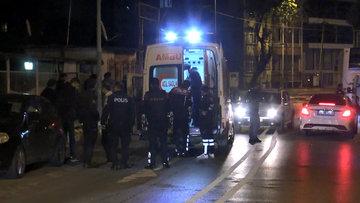 Avcılar'da 'Dur' ihtarına uymayan şüpheliler ateş açtı: 1 polis yaralandı