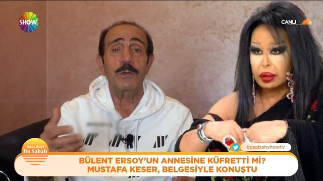 Mustafa Keser, belgesiyle konuştu!