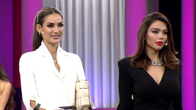 Melika ve Zahra'nın ''Eltilerin Düellosu''