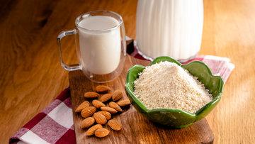 Badem Sütü nasıl yapılır? İşte Badem Sütü yapım tarifi...