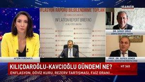 HT 360 - 15 Ekim 2021 (Kılıçdaroğlu-Kavcıoğlu görüşmesi piyasaları nasıl etkiler?)