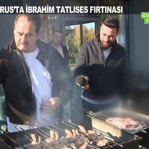 Belarus'ta İbrahim Tatlıses fırtınası!
