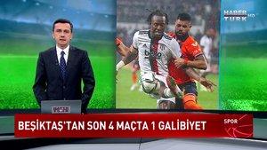 Spor Bülteni - 16 Ekim 2021 (Beşiktaş'tan son 4 maçta 1 galibiyet...)