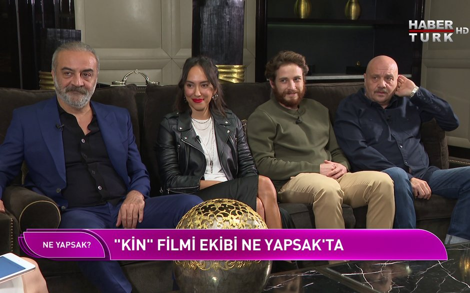 Ne Yapsak - 17 Ekim 2021 (Yılmaz Erdoğan ve Ahmet Mümtaz Taylan Habertürk'te)