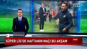 Spor Bülteni - 17 Ekim 2021 (Süper Lig'de haftanın maçı: Trabzonspor - Fenerbahçe)